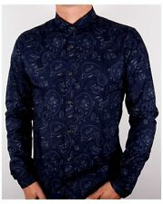 Collared Paisley Casual Pretty Green for Men