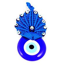 Macrame Evil Eye Murano Glass Protector Home Amulet Decoration Turkey Lucky Eye
