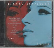 BARBRA STREISAND DUETS CD SIGILLATO!!!