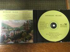 Robert Ward First Symphony Czech Philharmonic Ciompi Quartet Jane Hawkins Albany