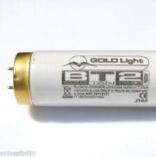Tubi neon Gold Light BT2 160W  0,3 m2lampada abbronzante doccia solare solarium
