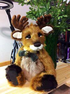 Charlie Bears SkyFall Deer Anniversary