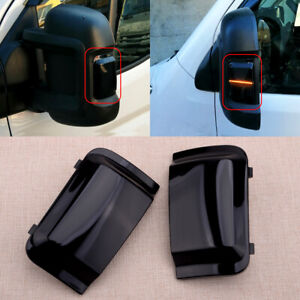 LED Side Wing Mirror Turn Signal Light Lamp Fit For Fiat Ducato 06-18