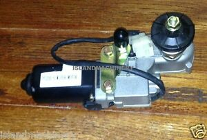 KOMATSU EXCAVATOR WIPER MOTOR.PC100-5 PC120-5
