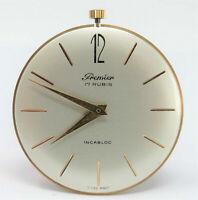Orologio Premier mechanic watch caliber as1200 clock 38mm montre swiss made