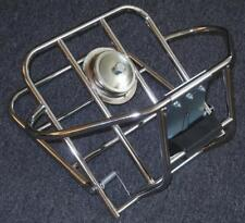 Vintage Vespa 125 150 up to 1966 chrome folding rear luggage rack #30