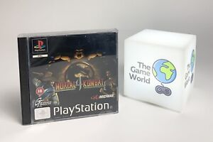 Mortal Kombat 4 - PlayStation 1 PS1 | TheGameWorld