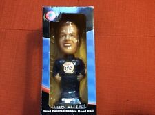Rusty Wallace NASCAR Bobble Head Doll NEW IN BOX Hand Painted! 2001