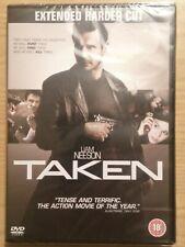Taken (DVD, 2009) New & Sealed