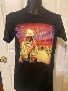 NOS DEADSTOCK Vintage The Roxx Death Leprosy Band Tee T-Shirt Brockum