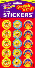60 TREND Sun Fun (TUTTI FRUTTI) Scratch and Sniff Stickers