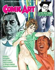Rivista Comic Art n° 89 (SAUDELLI-BALDAZZINI...)