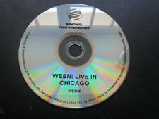 Wheen/Live in Chicago Promo/DVD