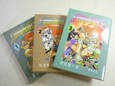 SHINING FORCE 1-3 Comic Complete Set 1-3 YUICHIROU TANUMA Book MD TK*