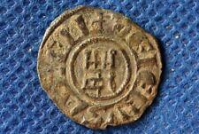 CRUSADERS, Latin Kingdom of Jerusalem. Baldwin III 1143-1163AD. BI Denier Judaea