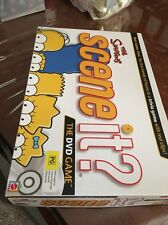 The Simpsons Scene It? The DVD Game