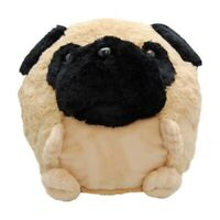Cozy Time Giant Soft Plush Cuddly Toy Handwarmer - Giant Pug