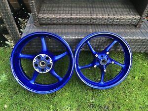 Yamaha R6 Set Wheels
