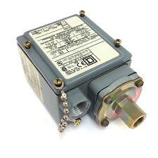 Pressure switch 9012-GDW-4 Square D 9012 GDW4 *New*