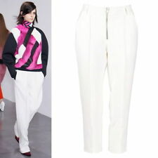 Polyester Tapered Hand-wash Only Pants for Women