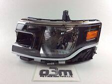 2013-2015 Ford Flex LH Driver Side Headlamp Light Assembly new OEM DA8Z-13008-C