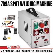 709A 2 in 1 Punktschweißgerät 1.9KW Battery Spot Welder Punktschweißen Maschine
