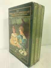 Vtg New The Bobbsey Twins 75th Anniversary Commemorative Editions Laura Lee Hope
