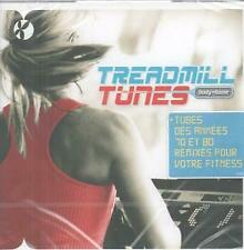 TREADMILL TUNES S/T CD Europe Mood Media 2010 14 Track 'energized' Covers of Pop
