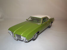 "Lane ExactDetail Replicas"" 71 Oldsmobile Cutlass supereme ""verde"" 1:18 senza VP!"