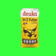 Deuka W / Z-Reifefutter 25 kg Wachtelfutter - Fasan - Ziergeflügel Futter