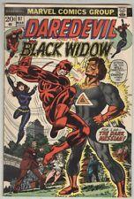 Daredevil #97 March 1973 VG