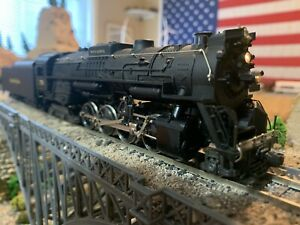 HO Scale Rivarossi NKP Nickle Plate Road 2-8-4 Steam Locomotive #779 w/ Tender