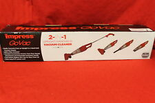 Impress 2-In-1 Upright/Handheld Convertible Stick Vacuum Cleaner, Light Use #u1
