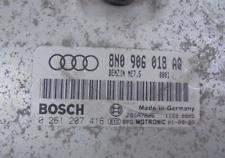 ECU AUDI TT 1.8T 8N0906018AQ 0261207416