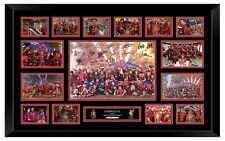 LIVERPOOL FC 2020 EPL PREMIER LEAGUE SIGNED LIMITED EDITION FRAMED MEMORABILIA