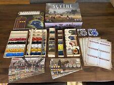 Scythe Board Game - Box Insert - Metal Coins - Stonemaier Games