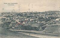 Nr 14170 PK  Gruss aus Czernowitz Чернівці/Tscherniwzi 1911 Ukraine