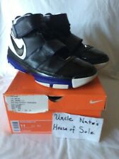 Nike Kobe 2007 Zoom II Strength 'Grape', Size 11, Pre-worn (by me only)