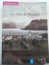 voyage SUISSE lac LEMAN canton VAUD MORGES monuments ART HISTOIRE Bissegger