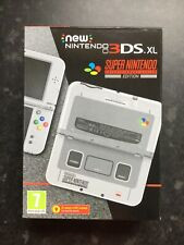 New Nintendo 3DS XL SNES Edition Nintendo 3DS Console