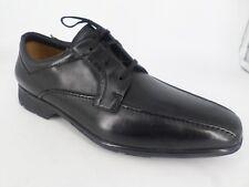 Clarks Mens Unstructured Shoes Black RRP £79.99 UK 8 EU 42 LN40 86