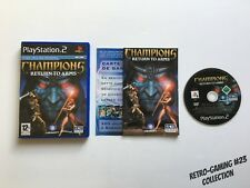 CHAMPIONS : RETURN TO ARMS sur Playstation PS2 Version FR #RETROGAMING #23