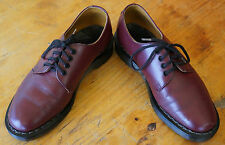 Vintage GT Hawkins No.1 Oxblood Gibson Shoes UK (Dr Martens Astronauts) Size 4.5