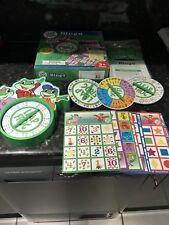 Leapfrog Bingo Game Board Game Complete In Good Condition Rare