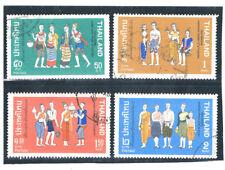 THAILAND 1972 Thai Costumes FU