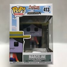 FUNKO POP 413 MARCELINE ADVENTURE TIME MINECRAFT