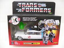 2019 Transformers Ghostbusters Ectotron Ecto-1 Car Gamestop Exclusive Figure