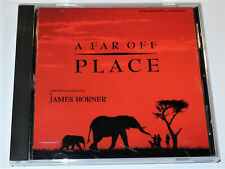 James Horner A FAR OFF PLACE Soundtrack First Edition CD VG+