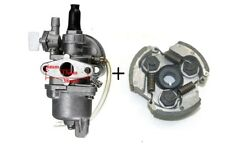 Pocketbike Vergaser + Kupplung 49ccm Dirtbike ATV Quad 49ccm 2 Takt Set