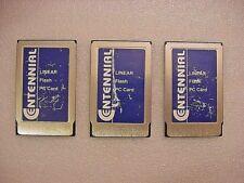 Centennial 32MB Memory Linear PCMCIA Card FL32M-20-11119-67  PM24265